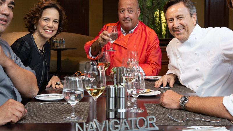 Navigator's Table
